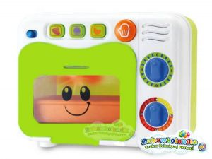Smily Play Interaktywny Pomysłowy Piekarnik Dźwięk Www