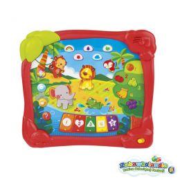 Edukacyjna Dżungla Smily Play Tablet 2513 Www