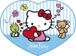 PUZZLE 250EL HELLO KITTY (SERCE)