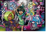 PUZZLE 250EL. MONSTER HIGH GHOULS JUST WANNA HAVE FUN