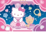 PUZZLE 104 EL. HELLO KITTY
