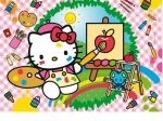 PUZZLE 3D 104 EL. HELLO KITTY