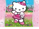 PUZZLE 104EL. HELLO KITTY