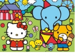 PUZZLE MAXI 30 EL. HELLO KITTY
