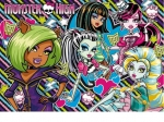 PUZZLE 104EL. MONSTER HIGH PERFECTLY IMPERFECT
