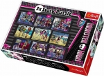PUZZLE 9w1 - 3x STORY MONSTER HIGH