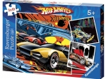 Ravensburger Puzzle 3x49el. Hot Wheels
