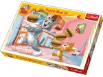 PUZZLE MAXI 24 TOM I JERRY