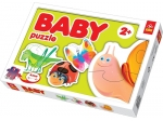 PUZZLE BABY: NA ŁĄCE